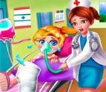 لعبة طبيب الاسعاف