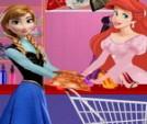 لعبة تلبيس ومكياج بنات