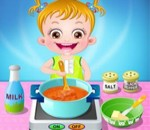 لعبة طبخ بيبي هازل