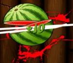 لعبة تحطيم الفواكه
