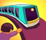 لعبة قطار التاكسي