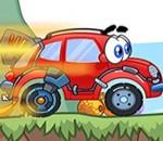 لعبة سيارة ولي