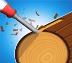 لعبة قطع الخشب